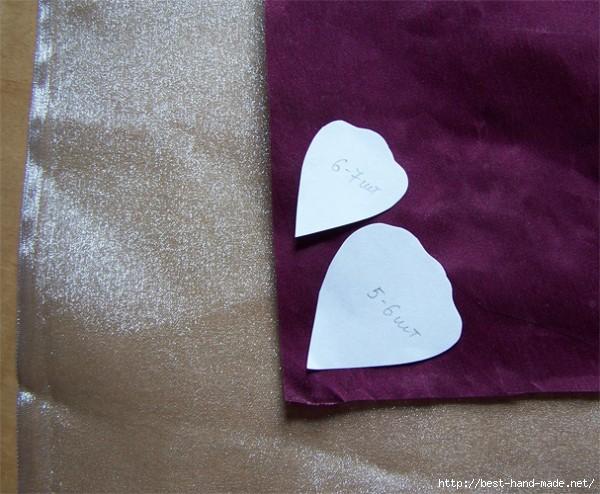 Как сделать плотную ткань при помощи желатина