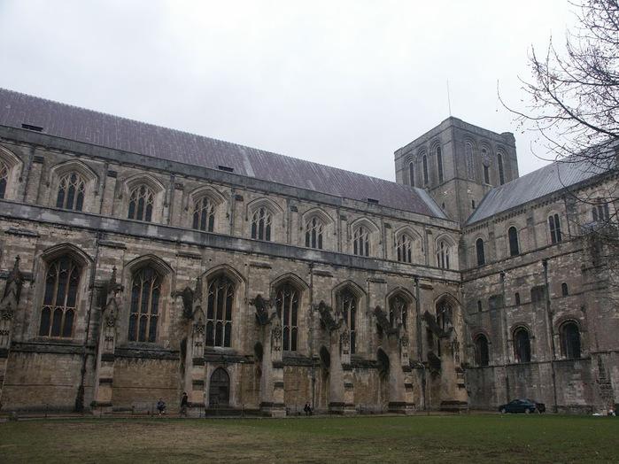 Винчестерский собор 98377