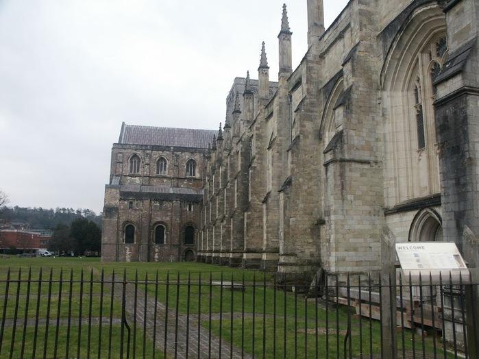 Винчестерский собор 66624