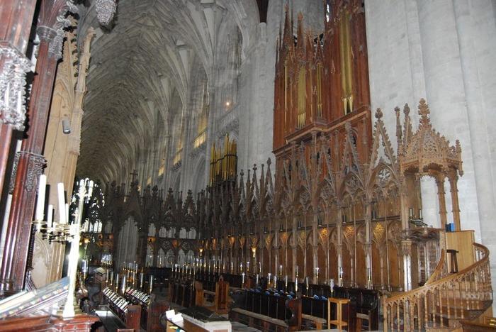 Винчестерский собор 45193