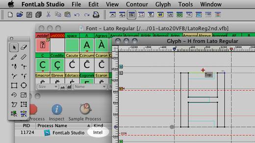 редактор шрифтов - фото 9