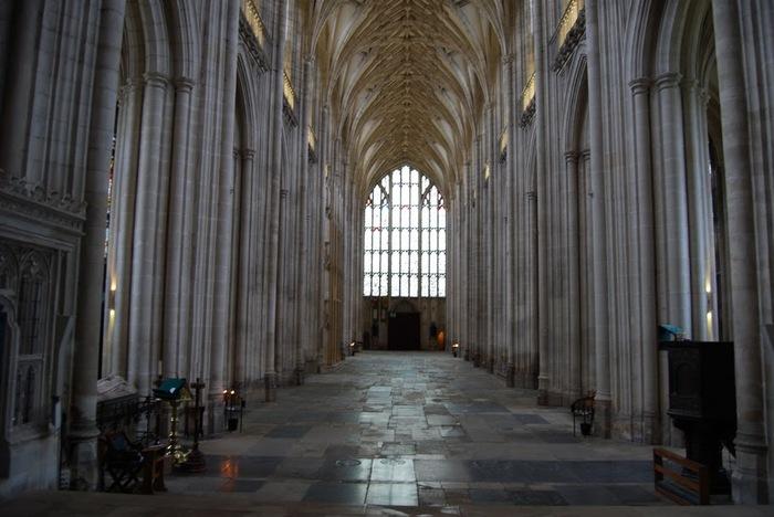 Винчестерский собор 68356