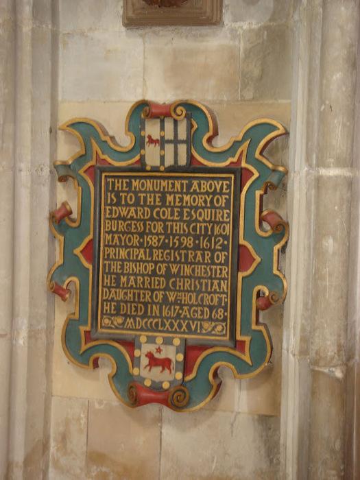Винчестерский собор 90708