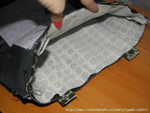 Джинсовая сумочка. Обсуждение на LiveInternet - Российский Сервис Онлайн-Дневников