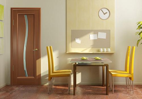 ТРИО Двери – двери на любой вкус и кошелек.