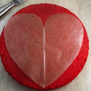 Как сделать формочку сердечка