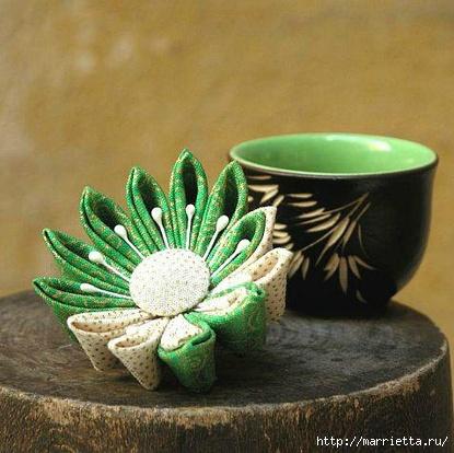 цветок канзаши (1) (415x414, 119Kb)