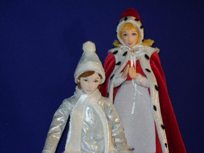 Костюм кая из снежной королевы своими руками фото