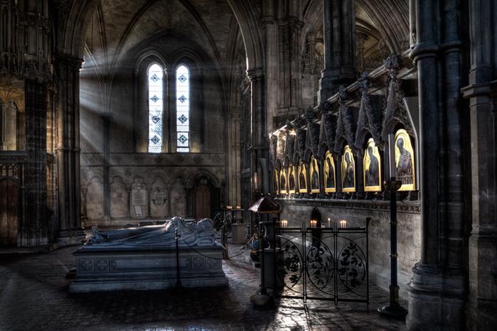 Винчестерский собор 97873