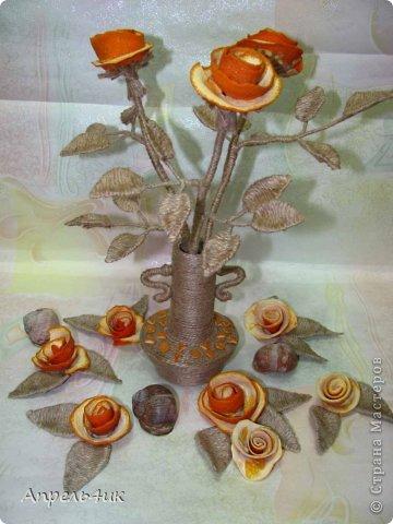 букет из шпагата и апельсина (4) (360x480, 38Kb)