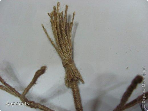 букет из шпагата и апельсина (12) (520x390, 21Kb)