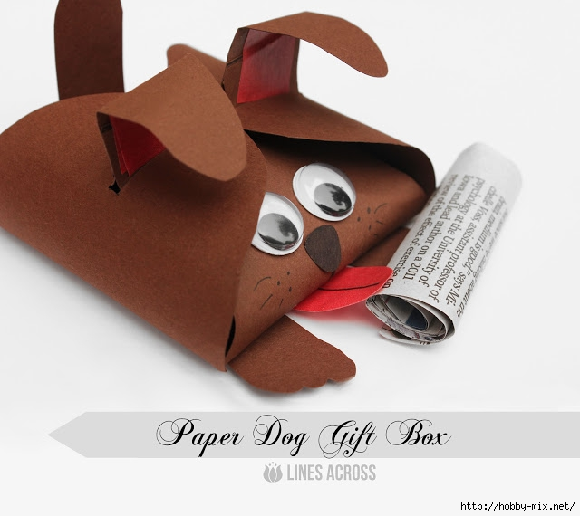 dog paper gift box labelled (640x570, 137Kb)