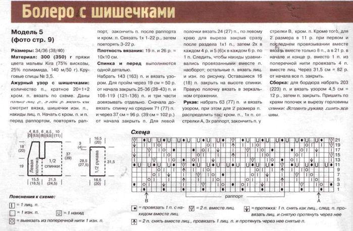 俄网精美小披(1) - 柳芯飘雪 - 柳芯飘雪的博客