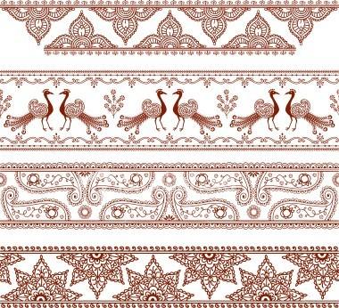 Восточные орнаменты и узоры