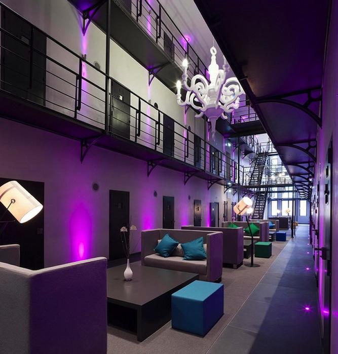отель Het Arresthuis нидерланды 10 (667x700, 133Kb)