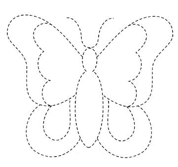 Аппликации бабочка своими руками