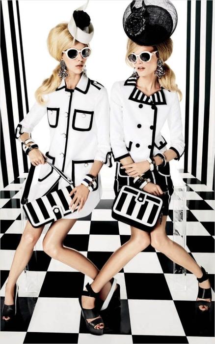 Vogue Japan модные фото 1 (438x700, 199Kb)