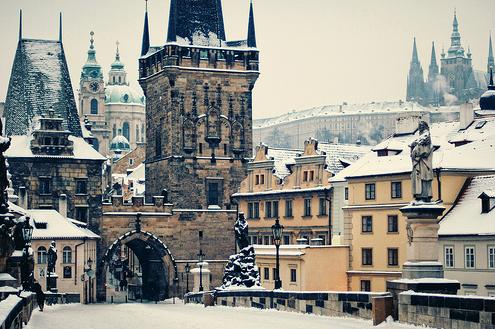 Прага - мягкость зимнего уюта (495x329, 351Kb)