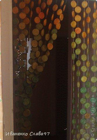 Декоративные шторы для дверных проемов своими руками