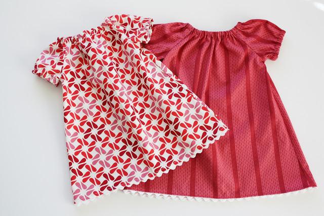 Платье на 3 года выкройка 2