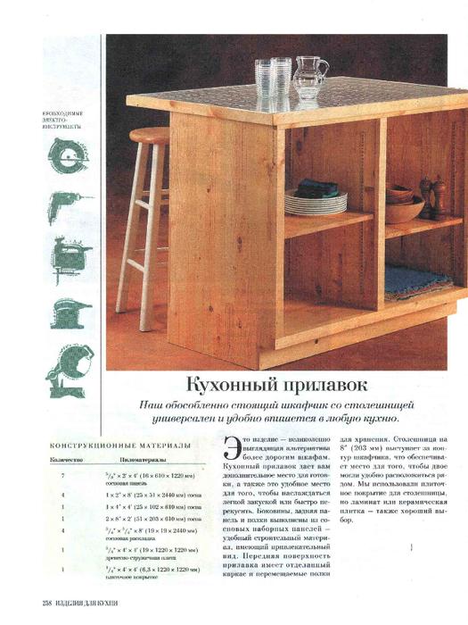 Мебель своими руками 50 лучших проектов 30