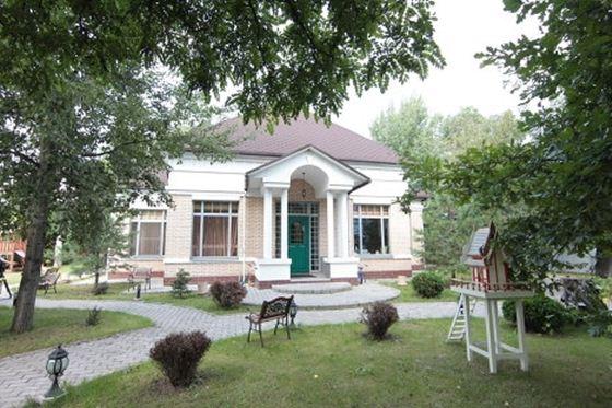 Загородный дом Анастасии Волочковой. Фотографии