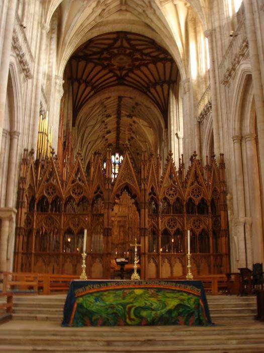 Винчестерский собор 65855
