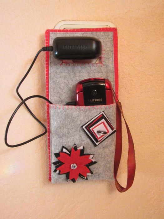 Как сделать карман для телефона 399