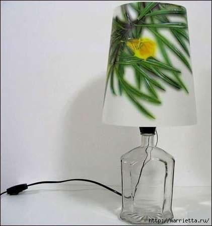Дизайн банки стеклянной