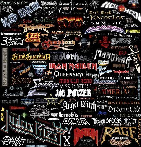 хеви метал слушать зарубежные