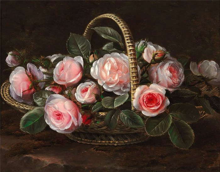 Johan Laurentz Jensen 1800-1856 - Danish painter - Tutt'Art@ (13) (900x749, 90Kb)