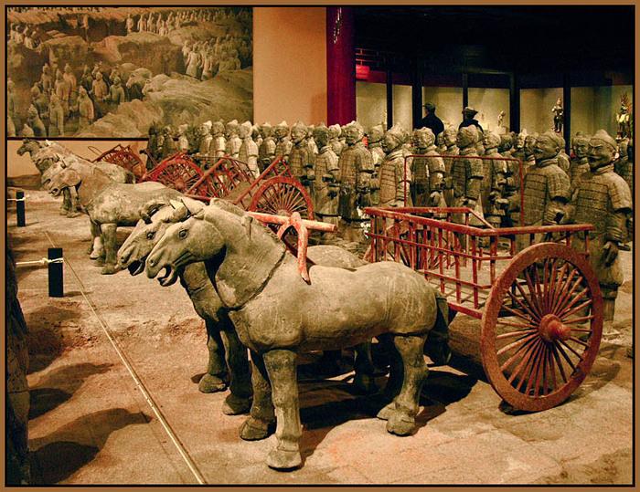 Загадки истории терракотовая армия