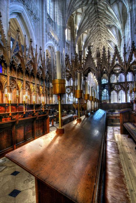 Винчестерский собор 87629
