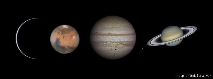 Астрономический фотограф года 2012 Лучшие работы конкурса (700x259, 32Kb)