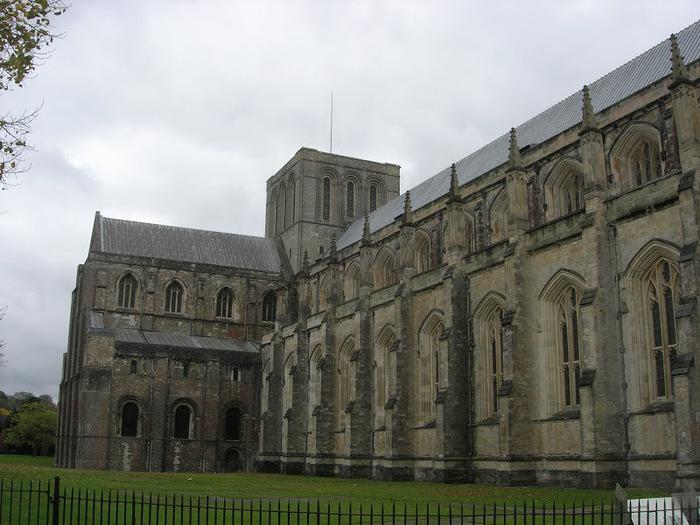 Винчестерский собор 92286