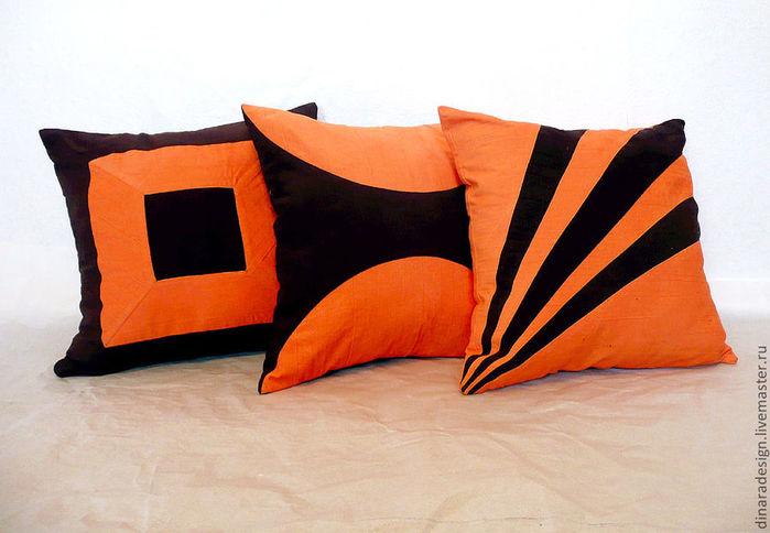 Как сшить чехлы для диванных подушек 78