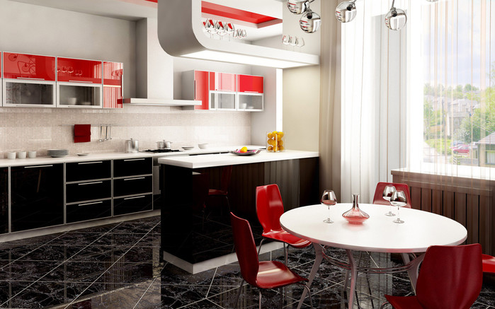 Interior_The_kitchen_and_dining_room___red_and_black_012357_ (700x437, 100Kb)