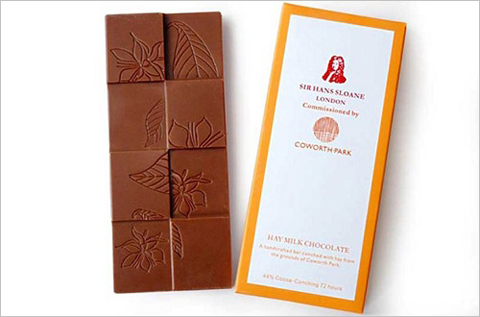 в шоколад начали добавлять