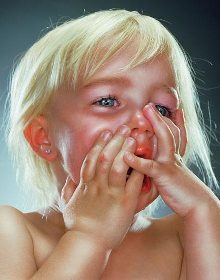 Плачущие дети - Джилл Гринберг (1-1) (432x550, 795Kb)