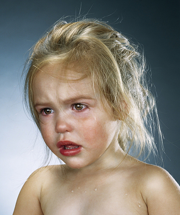 Плачущие дети - Джилл Гринберг (15) (588x700, 468Kb)