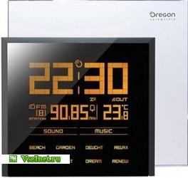 Часы-будильник настольные OREGON SCIENTIFIC RRM902 (264x250, 17Kb)