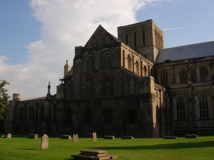 Винчестерский собор 38480