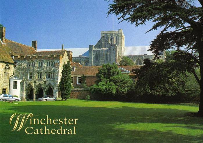Винчестерский собор 57419