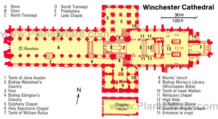 Винчестерский собор 96460