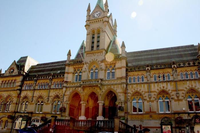 Винчестер (Winchester) - город королей. 24723