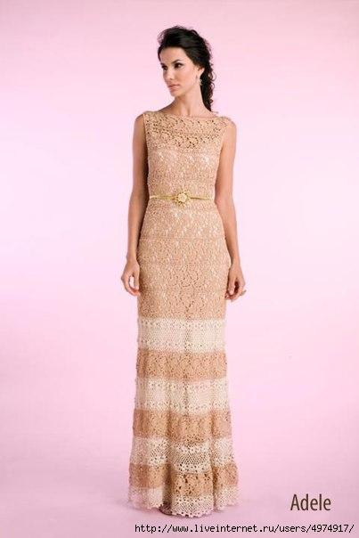 最新Giovana迪亚斯设计师的针织品—礼服 - maomao - 我随心动