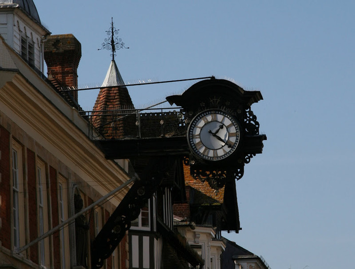 Винчестер (Winchester) - город королей. 72940