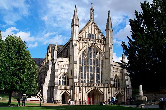 Винчестер (Winchester) - город королей. 21438