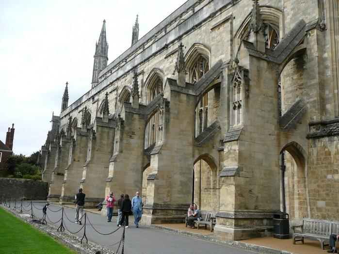 Винчестер (Winchester) - город королей. 80255