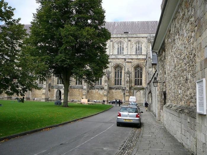 Винчестер (Winchester) - город королей. 68565